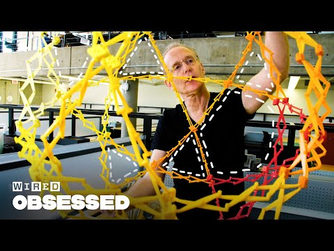 How a Harvard Professor Makes Transforming Toys & Designs | WIRED