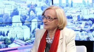 #RZECZOPOLITYCE: Krystyna Krzekotowska - Trzeba zrobić porządek z drapieżnikami w Warszawie