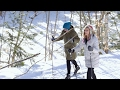 Smugglers' - Tales from the Notch: Cross Country Skiing at The Nordic Center