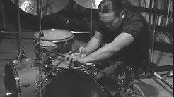 Tatsuya Nakatani solo percussion live at Squidco Records Wilmington NC - 720 HD