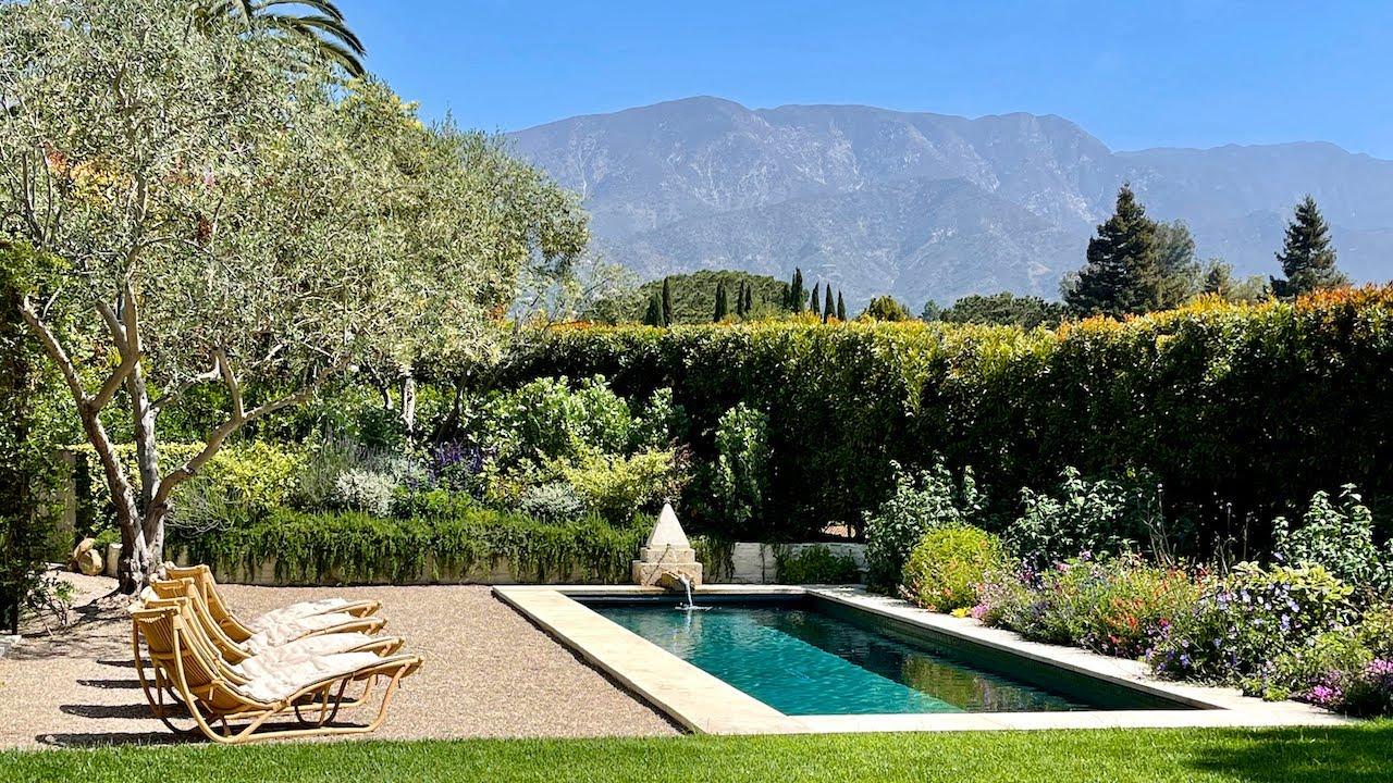 At Home in Montecito with Suzanne Rheinstein