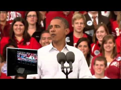 White House Campaign Event - Directed by Kevin Corcoran