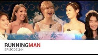 """""""Running Man"""" Episode 244 - English Sub [Full]"""