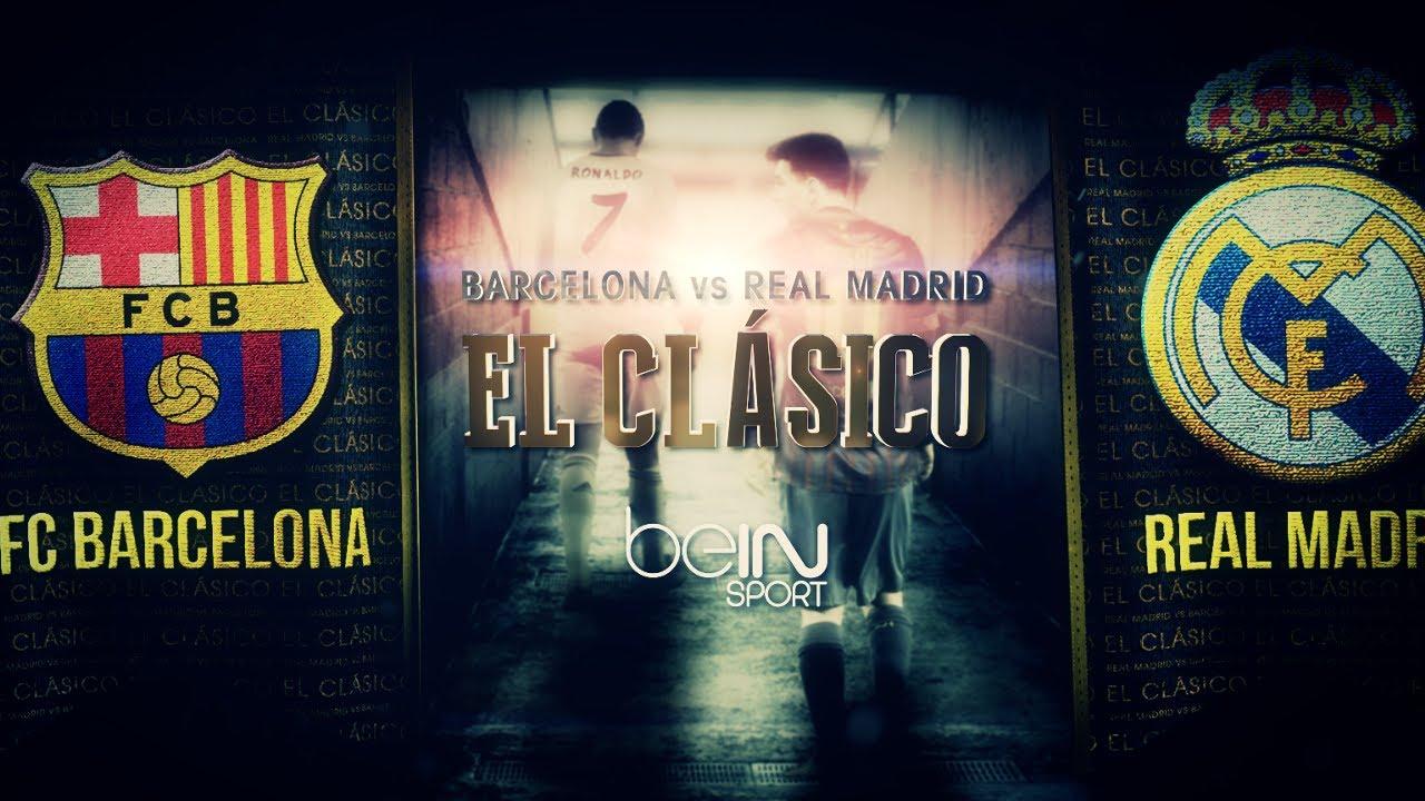 Real Madrid Vs Fc Barcelona || El Clásico Promo || 2014 ...