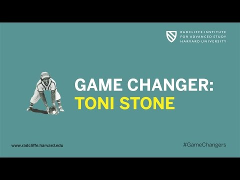 Game Changer: Toni Stone | Panel Discussion || Radcliffe Institute