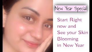Try this New Year Special Pack for Extremely Glowing, Glossy & Tight Skin