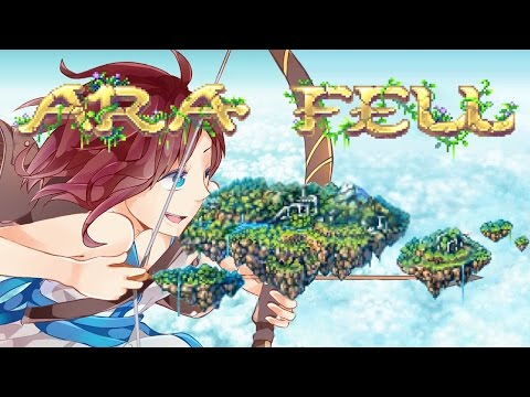 Ara Fell Gameplay - Islands In The Sky! - Let's Play Ara Fell Gameplay