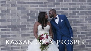Kassandra & Prosper | A Humble and Genuine Wedding that Touches Hearts