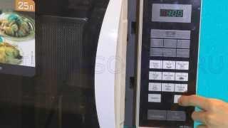 Panasonic NN ST 342 - подробная инструкция на микроволновку