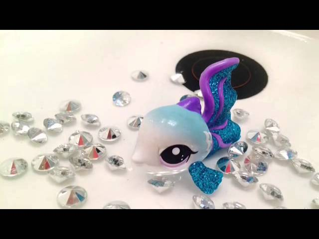LPS New Girl