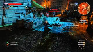 The Witcher 3: Wild hunt (Дела государственной важности, смерть Радовида и предательство Дийкстры)