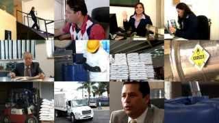 Video Corporativo Productos Químicos Lamadrid Versión Español