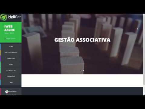 IWeb Assoc ‐ Conta Demo