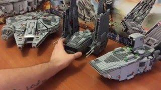 Какой набор LEGO Star Wars купить в 2016 году?