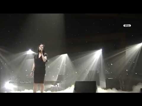 Lena Park (박정현) - You Raise Me Up ('Romeo X Juliet' OST) @ 2014.05.01 Live Stage