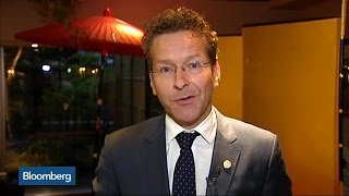 Eurogroup President Says Greek Debt Deal Could Come Next Week