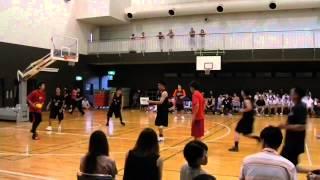 毎年恒例の新潟国体 vs NBL。1日目は小宮邦夫選手、柏木真介選手、鵜澤...