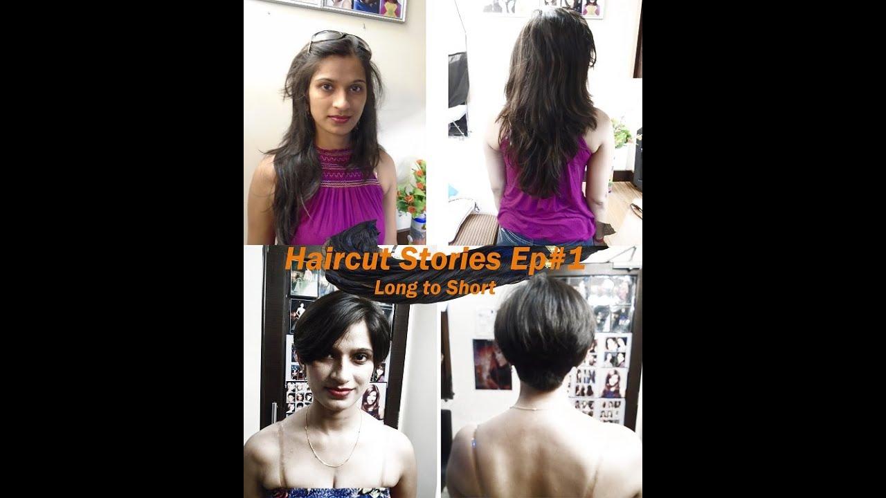 Haircut story sex revenge