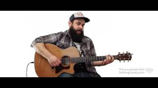 Lover, Lover - Jerrod Niemann - Guitar Lesson and Tutorial