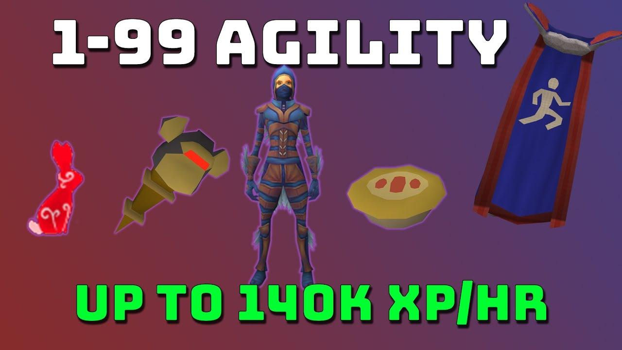 1 99 Agility Guide Runescape 3 Complete