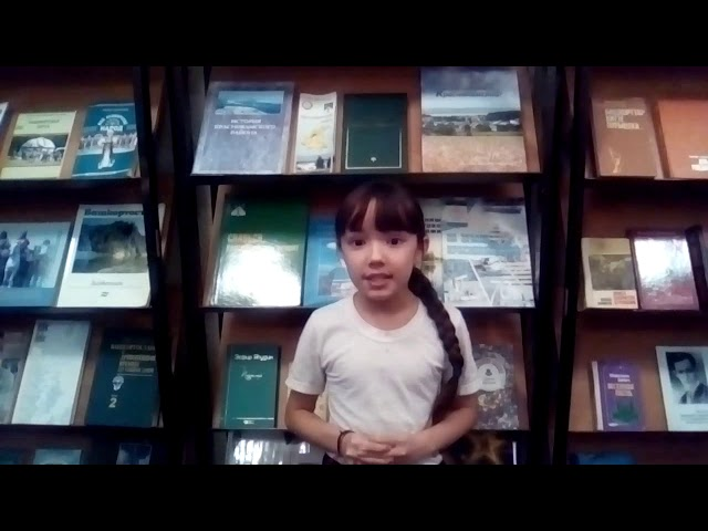Изображение предпросмотра прочтения – РиммаЗакирова читает произведение «Чародейкою Зимою…» Ф.И.Тютчева
