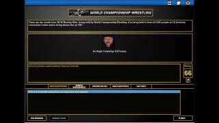 Vince Russo Plays TEW (Total Extreme Wrestling): WCW 2000 - Episode 4