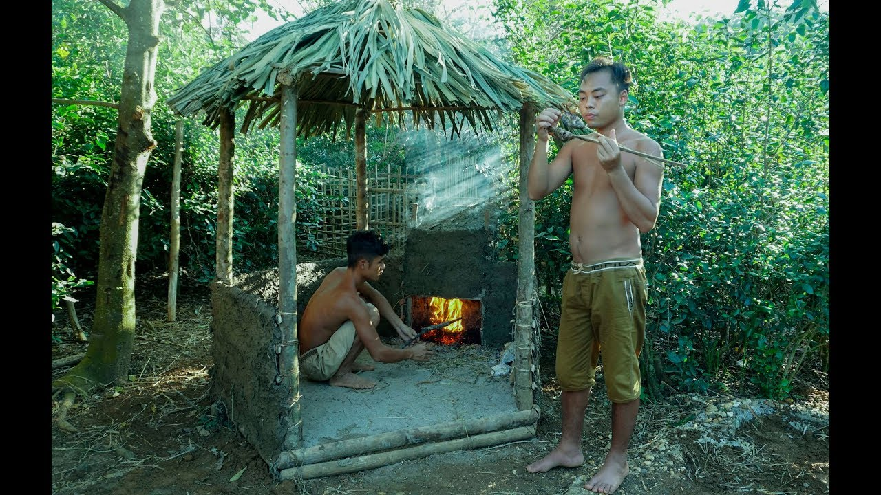 Primitive Technology: How To Survival In The Forest