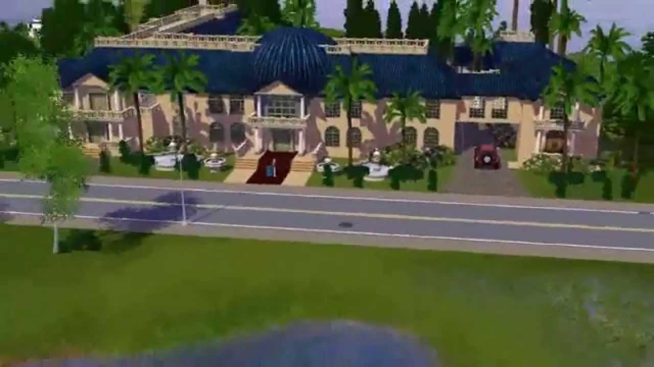 Construccion de una casa en sims 3 youtube - Construccion de una casa ...