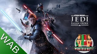 Star Wars Jedi Fallen Order Review - Is it Worthy? (Video Game Video Review)