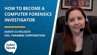 How to Become a Computer Forensics Investigator