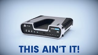 This Is Not Playstation 5!