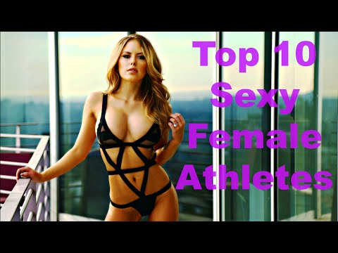 Top 10 Sexy Female Athletes | wonders list  top 10-beautiful-women-in-sports