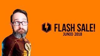 Ya llegó la FLASH SALE de Junio 2018