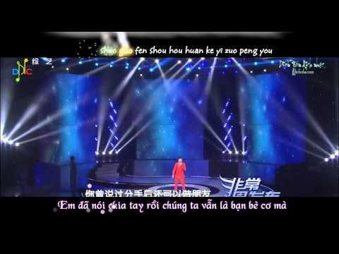 [Vietsub + Kara] Sheng ri li wu - 生日礼物 - Món quà sinh nhật - Giang Đào (Live)