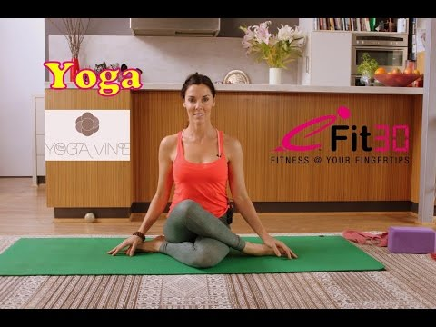 Yoga your everyday home practice by Donna from The Yoga Vine