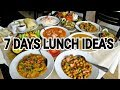 7 DAYS LUNCH MENU / Pooray Haftay K Liye LUNCH RECIPES by (YES I CAN COOK) #PakistaniLunchRecipes