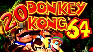 Donkey Kong 64 - Let's Play Donkey Kong 64 [German/101%] Part 20: Ich will Calebs Face sehen!