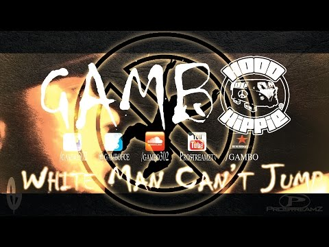 Gambo - White Man Can't Jump (Official Music Video)