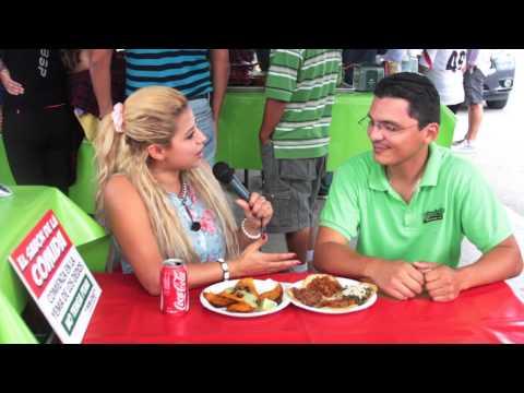 Dónde Comer Mérida - Programa 12 - Desayunos 2