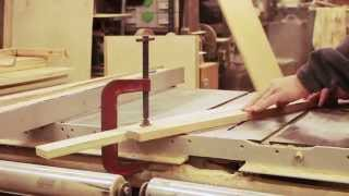 A Day In The K.a. Clason Fine Woodworking Shop