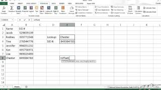 Dynamic Naming of Arrays in Excel