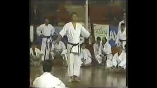 Il Maestro Shirai esegue JITTE 1992