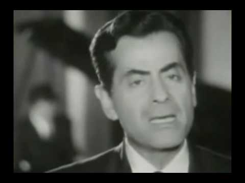 Fareed El Atrache فريد الأطرش [ala bali ] على بالي