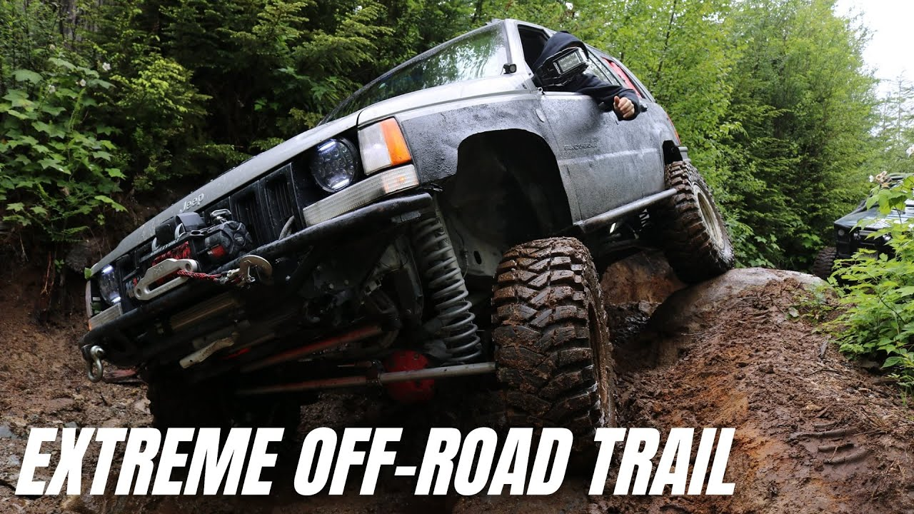 Extreme Mud & Rock Trail MIX