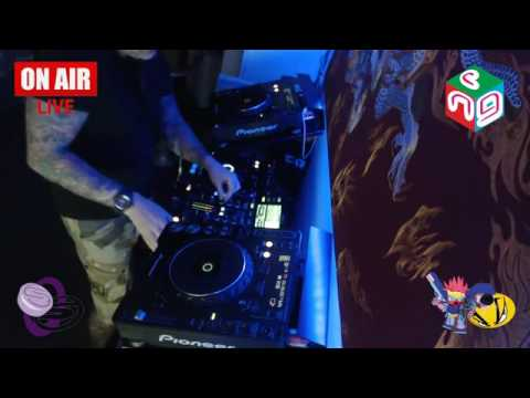 DJ Brisk live stream, 11th December 2016