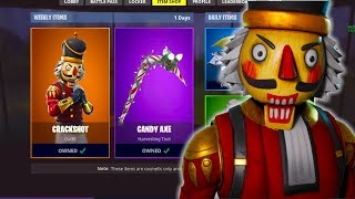 *NEW* DAILY ITEM SHOP UPDATE! DECEMBER 17th - NEW CHRISTMAS SKINS - FORTNITE BATTLE ROYALE!