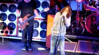 Chris Cornell - Call Me A Dog HD live - Pearl Jam Twenty