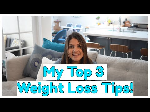 Sisanie's Lost Over 10 Pounds! Get Her Top 3 Weight Loss Tips