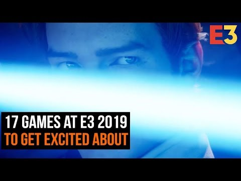 17 E3 2019 Games To Get Excited About Youtube
