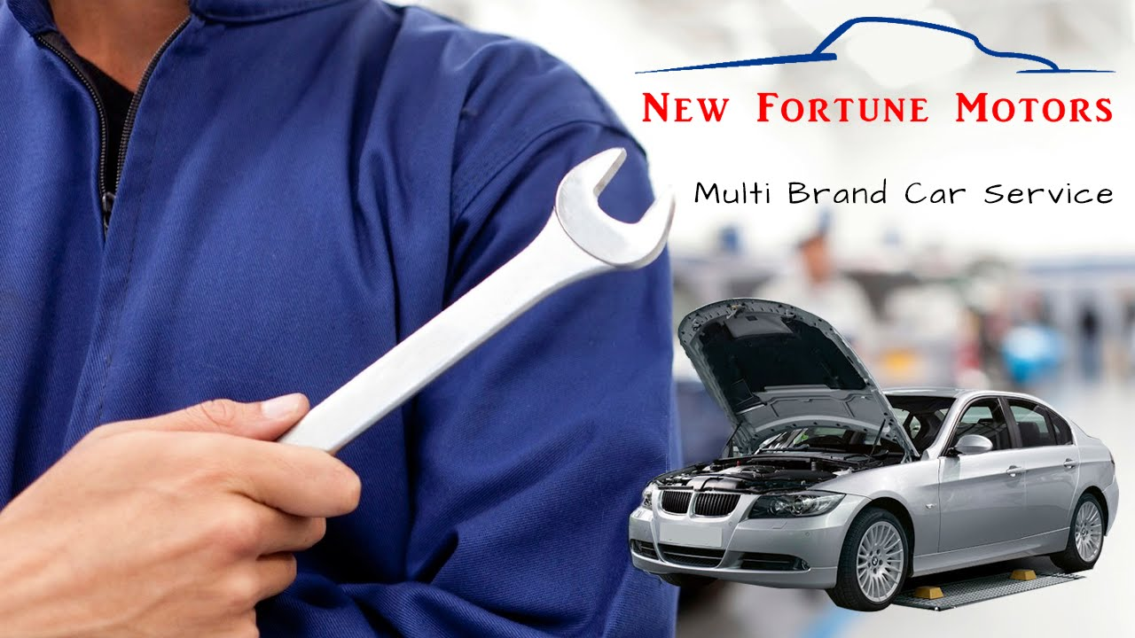 New Fortune Motors Car Service Bengaluru